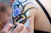 Hoe maak je waterdichte Body Paint