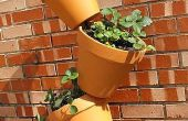 How to Build een kantelbare klei Pot tuin