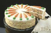 Hoe Trim een Cake voordat het Icing