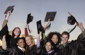 College Afstudeer aankondiging voorbeelden