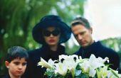 Wat moet worden verzonden naar een begrafenis in plaats van bloemen