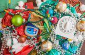 Leuke kerst Party spellen voor tieners