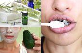 17 DIY All-natuurlijke schoonheid Remedies die echt werken