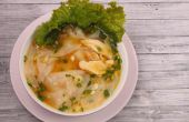 Mung Bean Noodle voeding