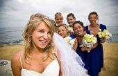 Het plannen van een bruiloft in 5 maanden