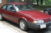Het wijzigen van de Radiator in een Chevy Cavalier