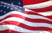 How to Destroy kunststof Amerikaanse vlaggen