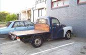 How to Build een Flatbed vrachtwagen uit hout