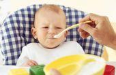Gezonde Snacks voor baby's & peuters