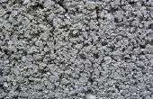 Hoe om beton te gieten op een helling