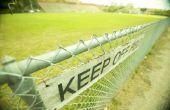How to Build een hek boven een Septic-Tank