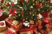 Hoe te doen herleven van een stervende kerstboom