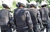 Vrede Officer normen & Training examen