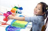 How to Teach Preschool thuis