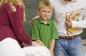Wat zijn de rechten van een leraar als een ouder vraagt een opmerking?