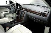 Hoe een Ford Taurus geautomatiseerde kompas kalibreren