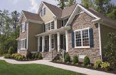 Hoe krijg ik een adres voor een nieuw huis