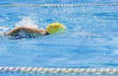 Waarom de hoeveelheid chloor Is niet naar beneden in uw zwembad
