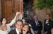 Ideeën voor een Italiaanse thema bruiloft