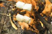 Hoe installeer ik een goedkope Inground Fire Pit in een achtertuin