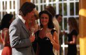 Hoe te kleden voor een verlovingsfeest