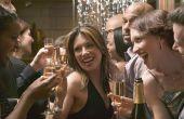 New Year's Eve op een begroting: leven met minder grote