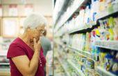 De kleuren van melk etiketten & wat ze betekenen