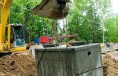 Hoe een huis verwarmen met Biothermal hitte van een septische put