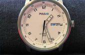 Het aanpassen van een Pulsar horloge Band