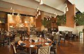 Het ontwikkelen van een Plan van de steekproef Restaurant Concept