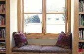 Hoe maak je een venster zitkussen