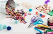 Kunst projecten voor 8 - en 9-jarigen