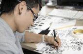Wat pennen zijn goed voor het tekenen van Manga?