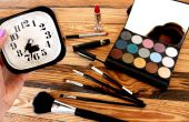 Doe het zelf permanente cosmeticasets