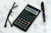 Hoe te een afnemende aflevering tarief berekenen