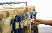 How to Build een tijdelijke kleding rek