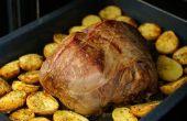 Hoe te doen herleven vriezer verbrande Roast