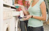 Het gebruik van een wasmachine & droger elke dag