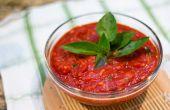How to Turn tomatenpuree in tomatensaus
