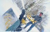 Toro 1132 sneeuwblazer instructies