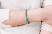 Hoe maak je een gerolde armband
