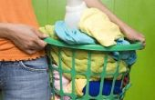 How to Remove witte strepen veroorzaakt door wasmiddel