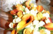 De beste kleuren voor een bruiloft van September