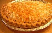 Hoe om te voorkomen dat Pie korst randen branden