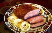 How to Cook een gebraden vlees zonder been onder ronde Rump