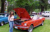 Hoe vervang ik een schakelaar van de ontsteking op een Mustang 1966