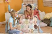 Cool en goedkope dingen te doen met een tiener kamer