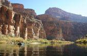 Hoe zien de Grand Canyon