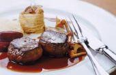 How to Cook Filet Mignon met champignonsaus