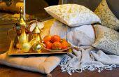 Hoe voor het hosten van een Marokkaanse thema feest